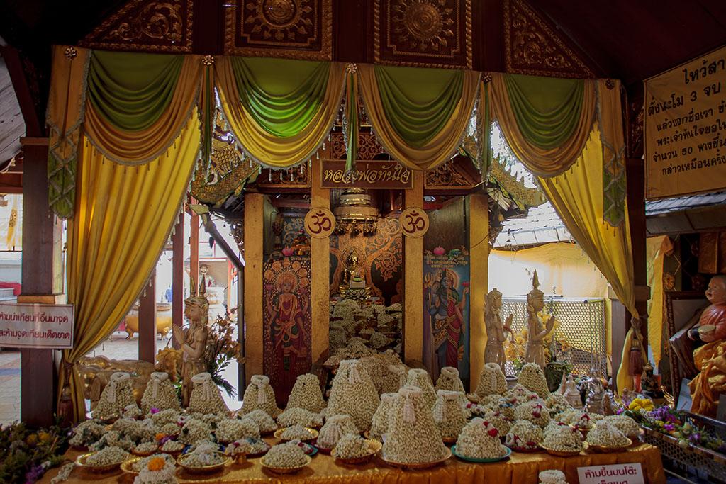 Lode Engelen, Wat Phra That Doi Kham