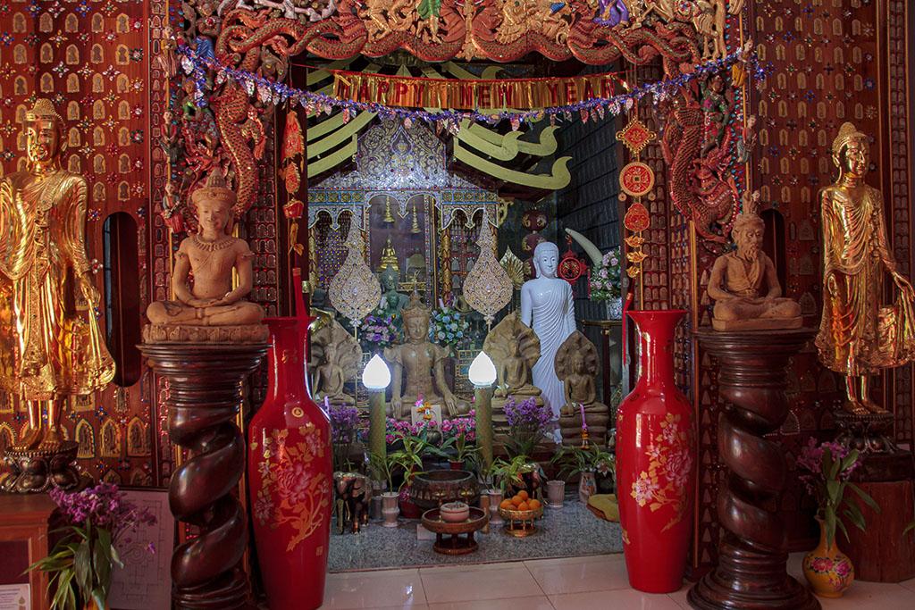 Wat Mae Chedi, Lode Engelen