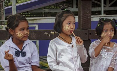 De Thai in Thailand.