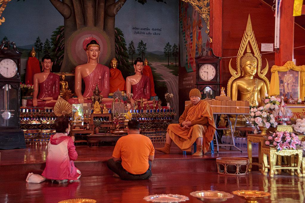Thai Yai ceremonie