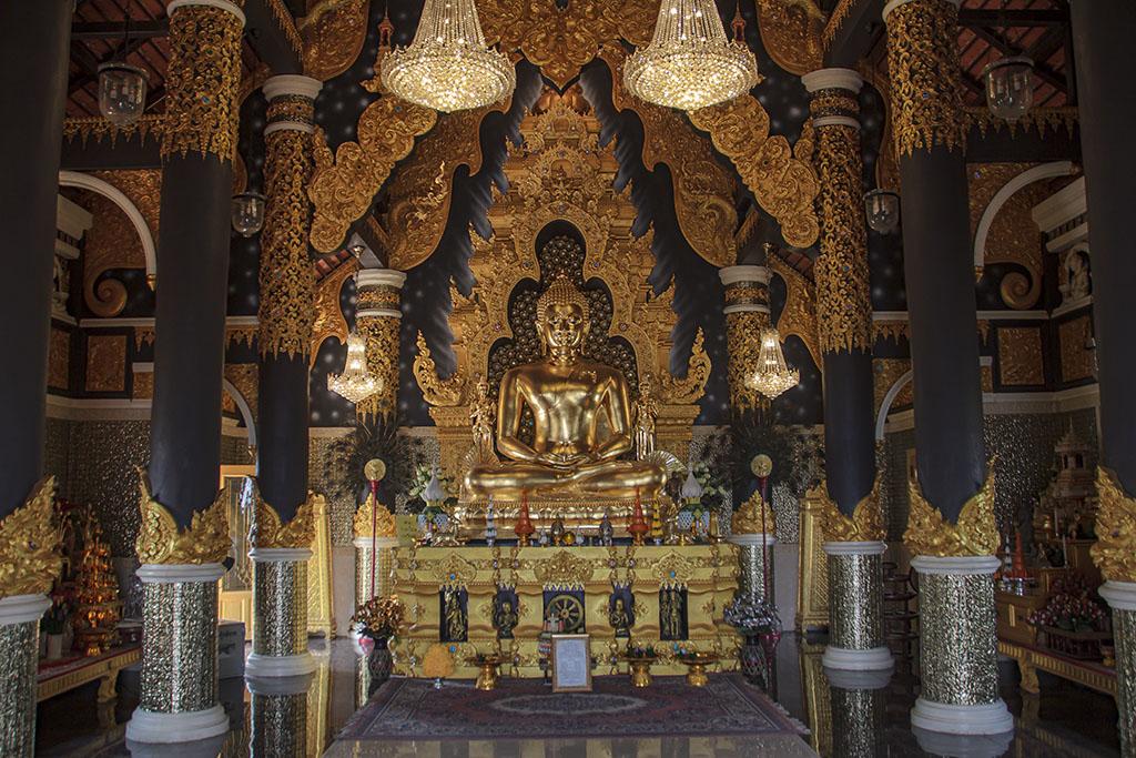Wat Phra That Doi Phra Chan